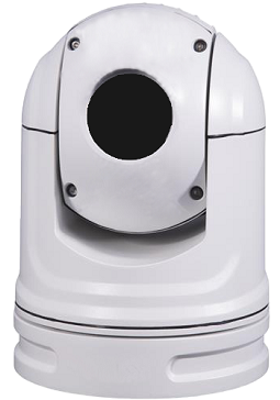 Un-Cooled thermal imaging sensor Camera PTZ