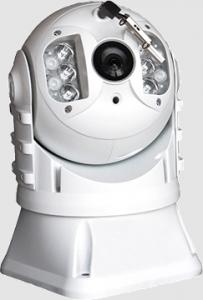 Rugged PTZ Cameras