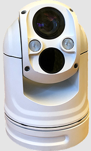 IP Thermal PTZ Cameras
